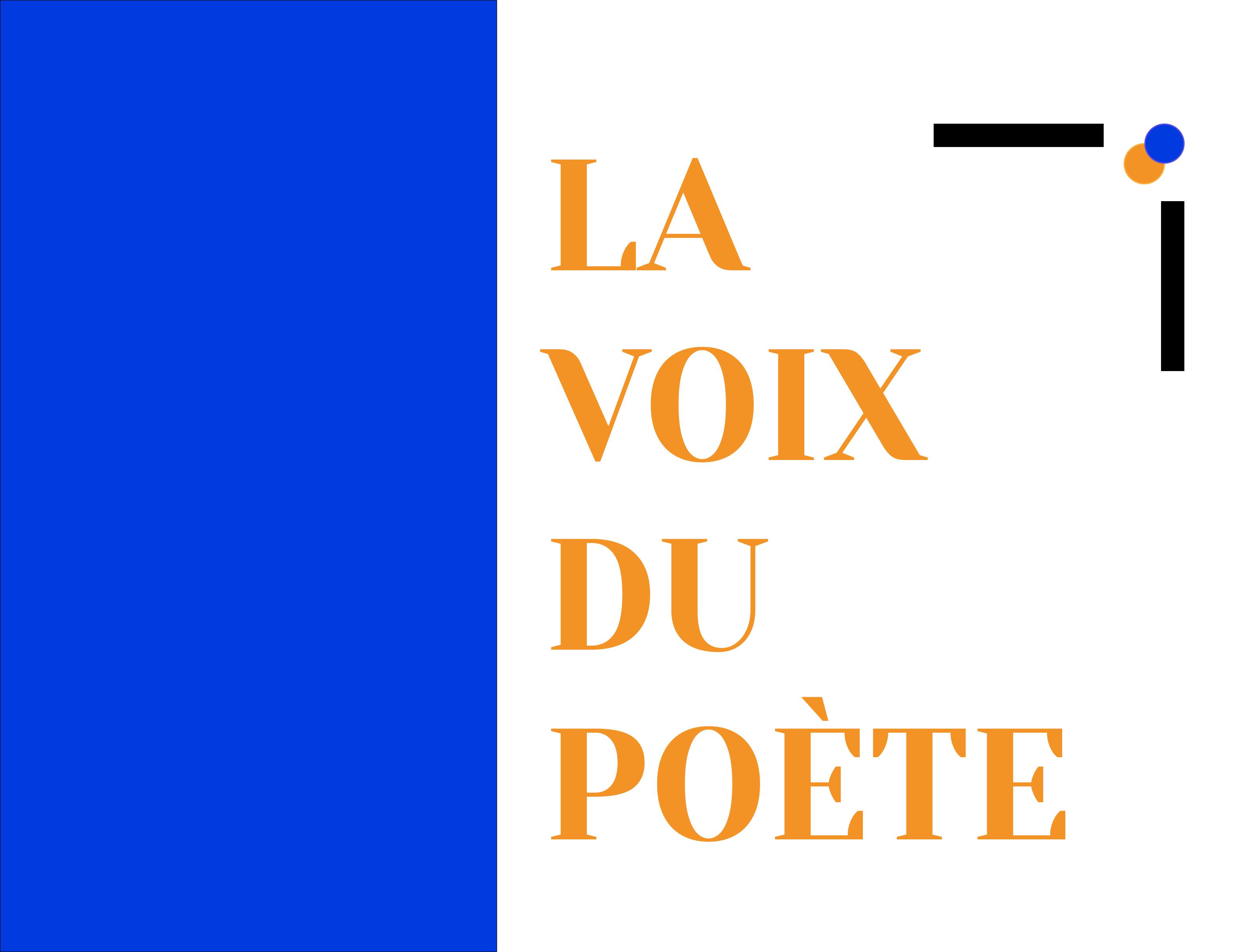 Le poème de la semaine - Kouam Tawa
